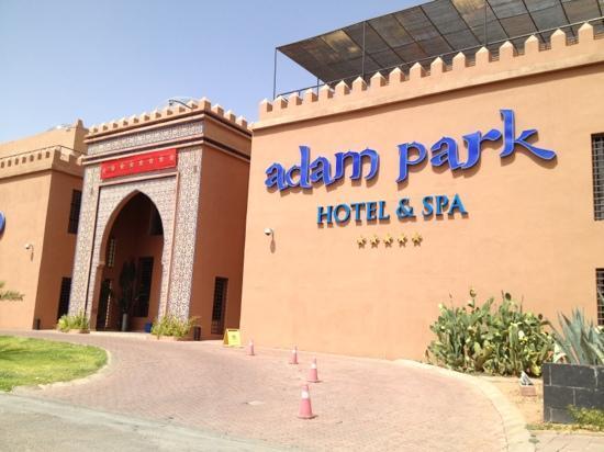 Adam Park Hôtel 5 étoiles à Marrakech