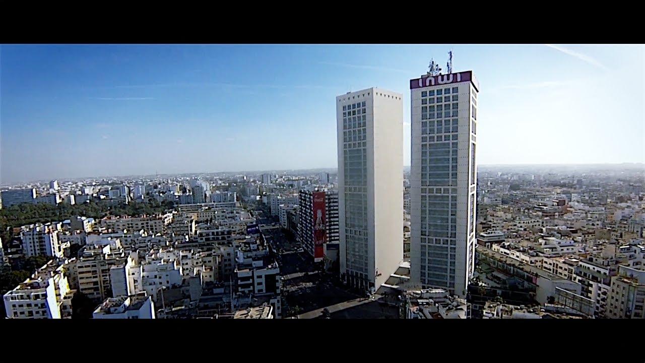 Levez le voile sur le fameux Twin Center Casablanca ...