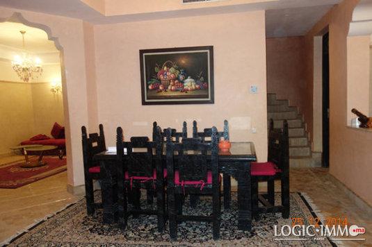 un appartement duplex tout en charme la palmeraie de marrakech riad mehdiriad mehdi. Black Bedroom Furniture Sets. Home Design Ideas