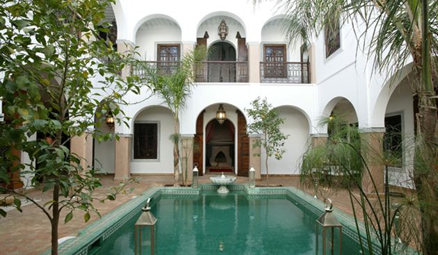 Riads marrakech riad mehdi for Sejour complet marrakech
