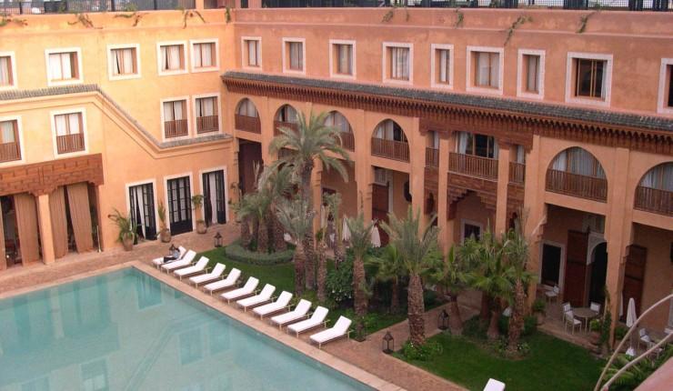 h tels 5 toiles marrakech archives riad mehdiriad mehdi. Black Bedroom Furniture Sets. Home Design Ideas
