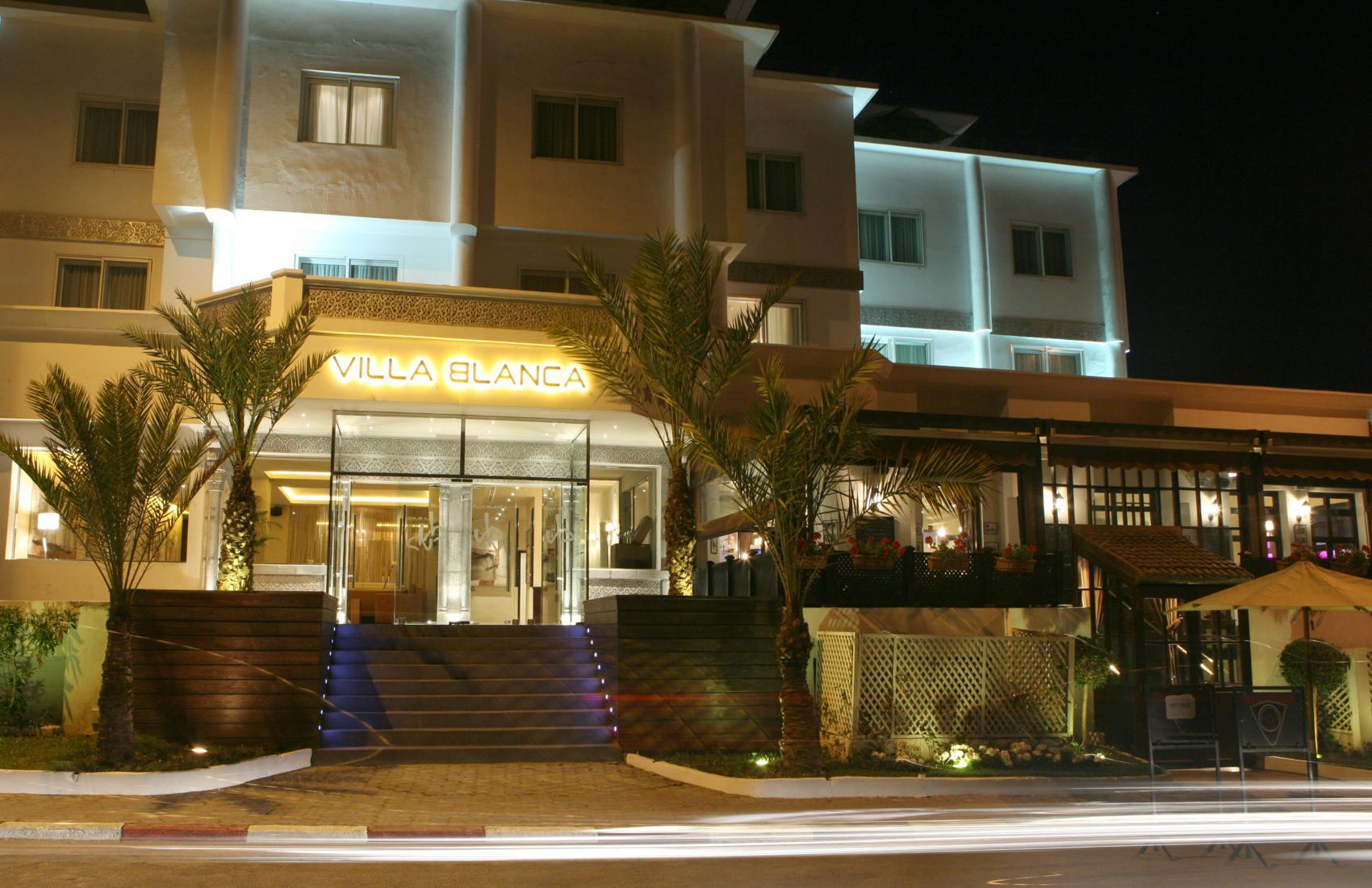 Hotel Luxe Casablanca Bord De Mer