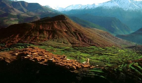 big-maroc-village-dans-la-vallee-d'ourika