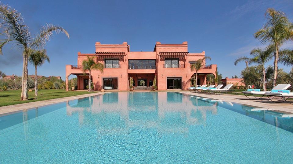 Suisse connexion vous offre le meilleur des villas riad - Location maison avec piscine marrakech ...