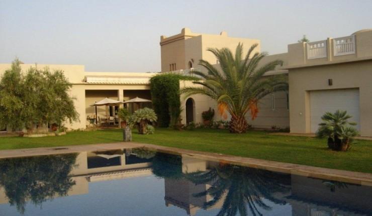 Bienvenue dans les plus belles villas au maroc riad for Les belles villas