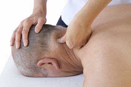 Hands-applying-pressure-or-massage-on-the-neck