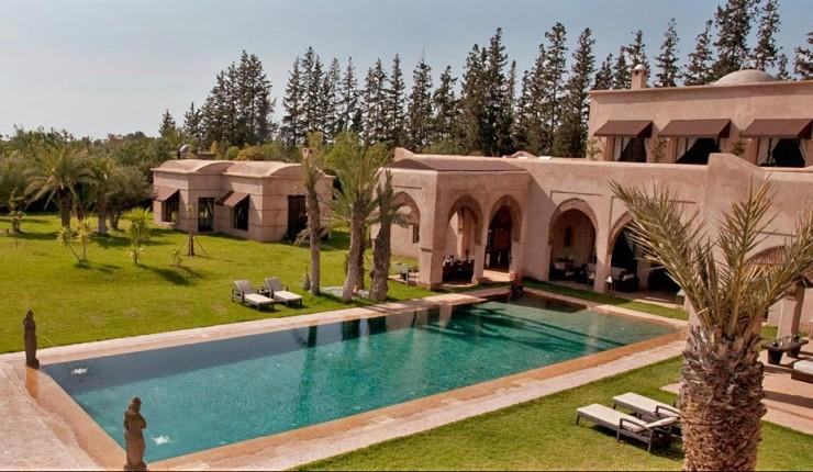 Restaurants riads hotels de marrakech restaurant for Acheter maison marrakech