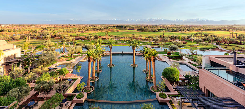 Comment R 233 Ussir Son Voyage 224 Marrakech Riad Mehdi