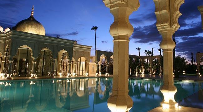 Hotel Riad Marrakech  Etoiles