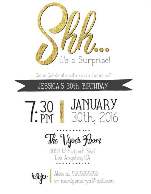 Exemples d'e-mails d'invitation pour votre événement ...
