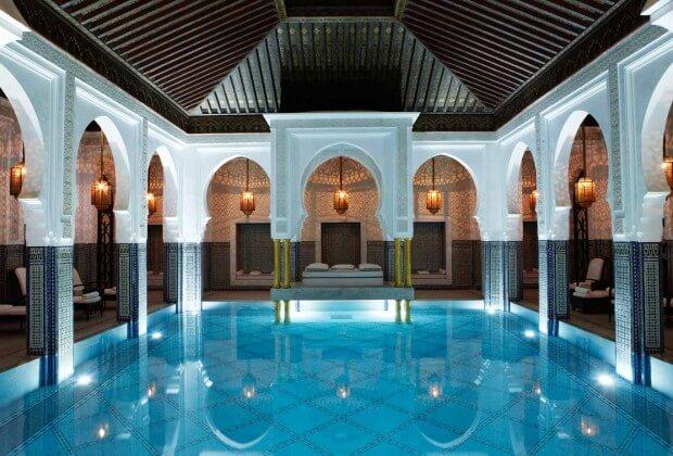 Spa de luxe au Maroc - Riad MehdiRiad Mehdi