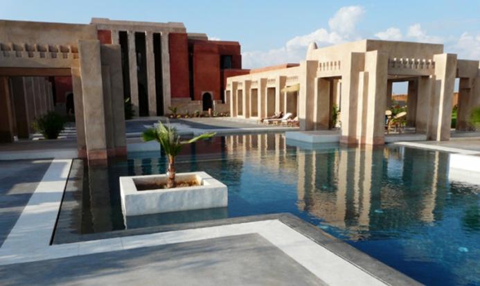 Maison a louer a marrakech segu maison for Construction piscine marrakech