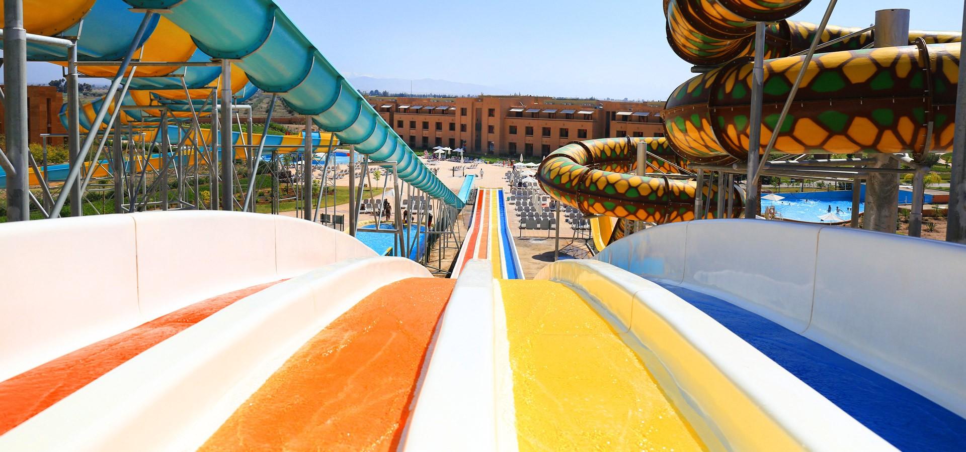 Un été agréable à l'Aqua Mirage Club Marrakech - Riad Mehdi