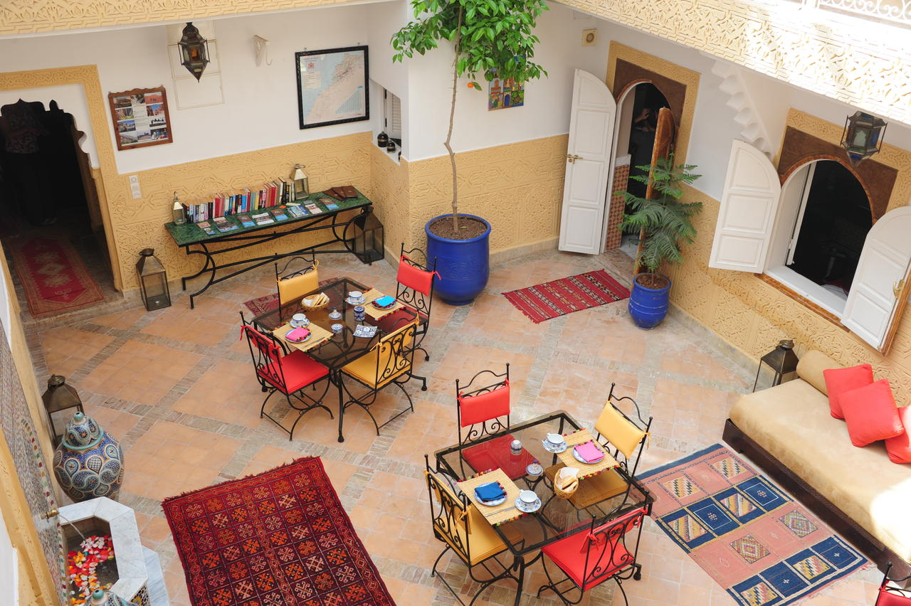L H 244 Tellerie De Luxe C Est 224 Marrakech Riad Mehdiriad